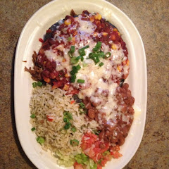 Delicious blue tortilla enchiladas! They have an extensive gluten free menu that is accredited by Gi