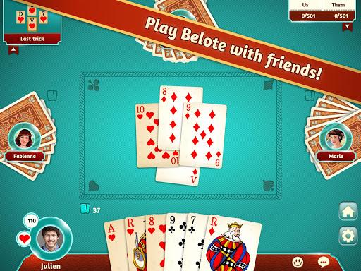 Belote.com - screenshot