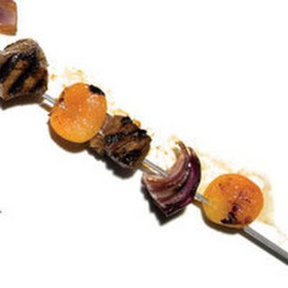 Lamb with Dried Apricots