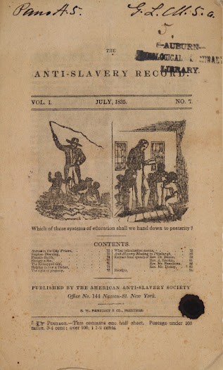 "Anti-slavery pamphlets like this one written in New York were reprinted in London.  Abolitionist victories in England, like Granville Sharp's victory in the <a href=""http://www.gloucestershire.gov.uk/archives/article/106379/James-Somerset-a-runaway-slave"">Somerset Case</a>, were reported in colonial newspapers from Massachusetts to Virginia."