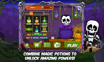 Screenshot of Boney The Runner