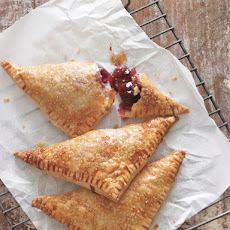 Flaky Cherry Turnovers
