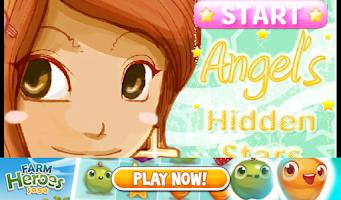 Screenshot of Angel's Hidden Stars Free