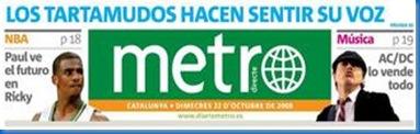 metro tartamudos