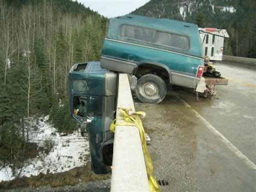 Foto Kecelakaan Lalu Lintas