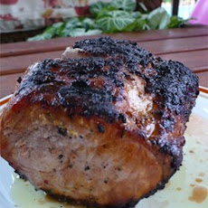 Orange Marinated Pork Tenderloin