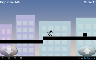 Screenshot of Mad Runner