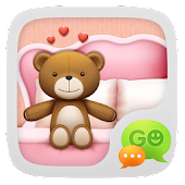 Free GO SMS PRO TEDDY THEME EX APK for Windows 8