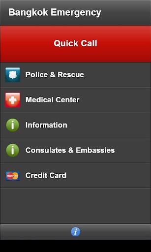 【免費旅遊App】Bangkok Emergency-APP點子