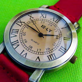A Cheap Watch by Alan Chew - Artistic Objects Other Objects