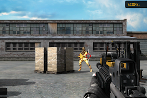 Screenshot of Force Sniper Battle War