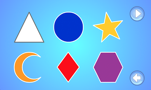 Preschool Shapes and Colors - screenshot
