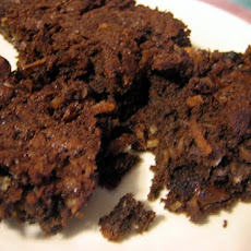Nutella is Evil Brownies - Gluten Free