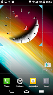 How to mod Transparent Analog Clock 1.0 apk for android