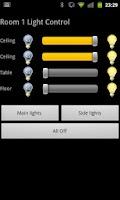 Screenshot of Lightwave Controller