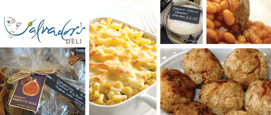 Seggiano Baked Fig Balls, Macaroni Cheese,Special Chilli Scotch Eggs, Mont d'Or  Vacherin, Oven Baked Potatoes