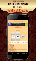 Screenshot of Hanuman Chalisa by Big B