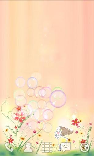 震動!泡沫livewallpaper