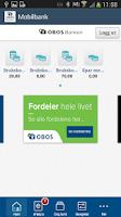 Screenshot of OBOS-banken