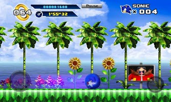 Screenshot of Sonic 4™ Episode I