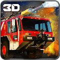 Game 911 Rescue Fire Truck 3D Sim APK for Kindle