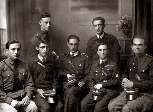 Joining Betar - 1929