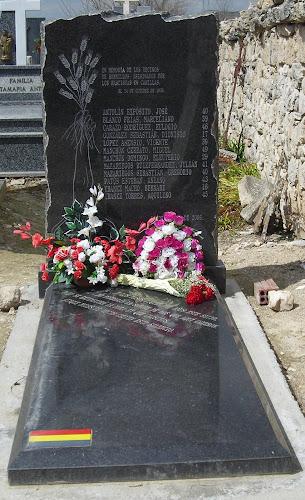 Cementerio hornillos
