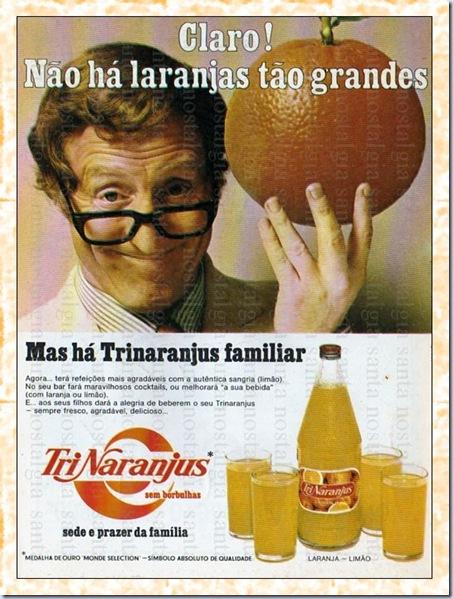 santa nostalgia publicidade trinaranjus