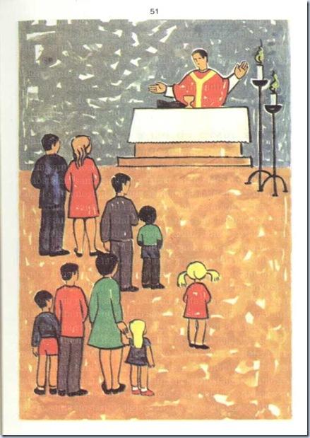 santa nostalgia catecismo a1 9