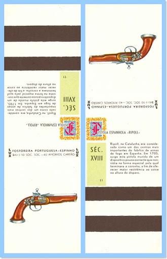 santa nostalgia filuminismo serie pistolas 11