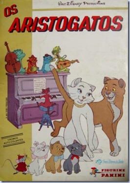 panini os aristogatos