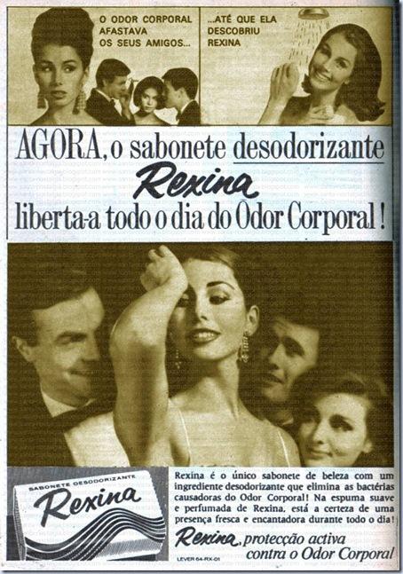 sabonete rexina_publicidada antiga_santa Nostalgia