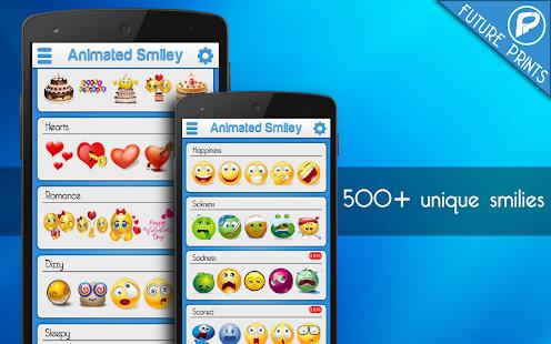 анимированные смайлики для WhatsApp АПК ...: www.androidapps.biz/app/com.futureprints.smiley/ru