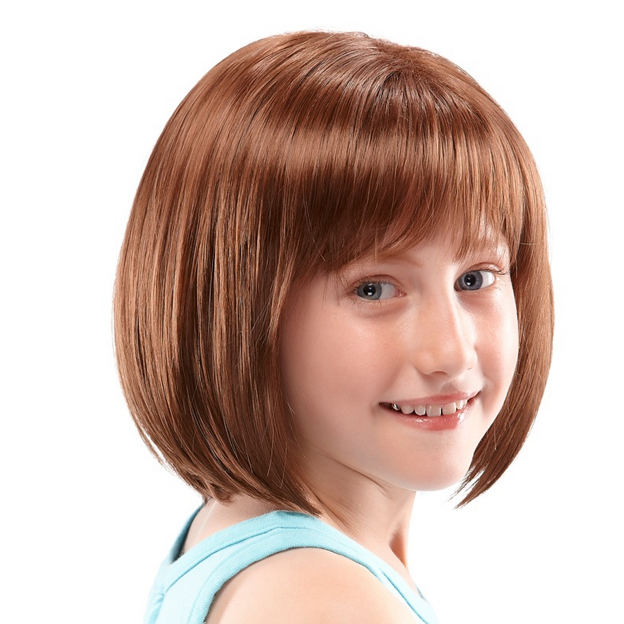 Shiloh synthetic girl wig