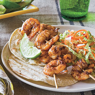 Southwest Shrimp Tacos