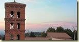 campanile_tramonto