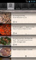 Screenshot of Grillrezepte