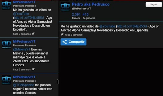 Pedrusco - App Oficial - screenshot