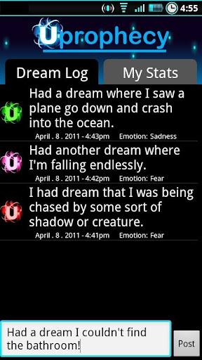 Dream Log
