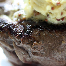 The Secret Ingredient (Dijon Mustard): Filet Mignon with Mustard Butter