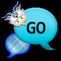 GO SMS - Capricorn Goat icon