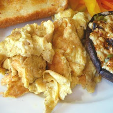 Lagasse Scrambled Eggs