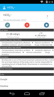 Smart Medical-Labs, Drug, Calc - screenshot