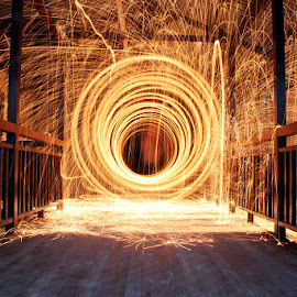 O'lo by Fill Ndiy - Abstract Light Painting