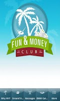 Screenshot of Fun and Money Club