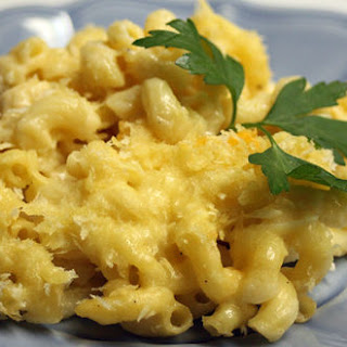 Macaroni and Cheddar Cheese