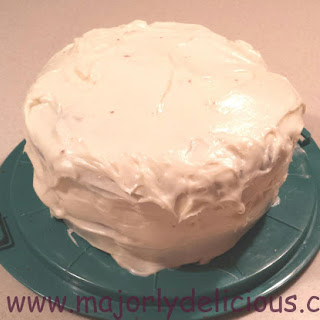 Old Fashion Red Velvet Cake