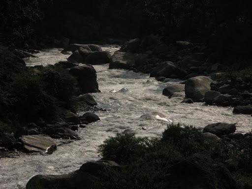 MAdhu ganga confluence at bantoli
