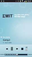Screenshot of Emit