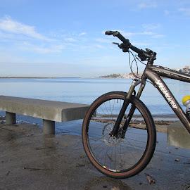 A deliciar se.... by Lia Ribeiro - Transportation Bicycles